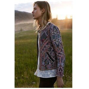 Hemant & Nandita Anthropologie jacket